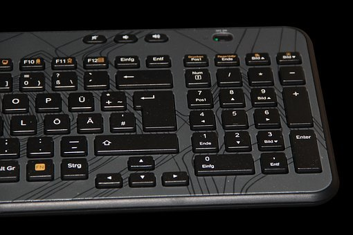 Keyboard, Computer, Keys, Periphaerie, Input Device