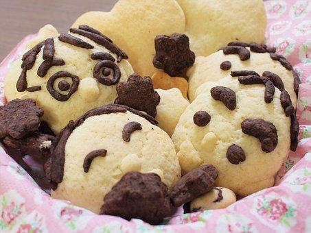 Cookies, Family, Smile, Handmade, Cute, Reunion