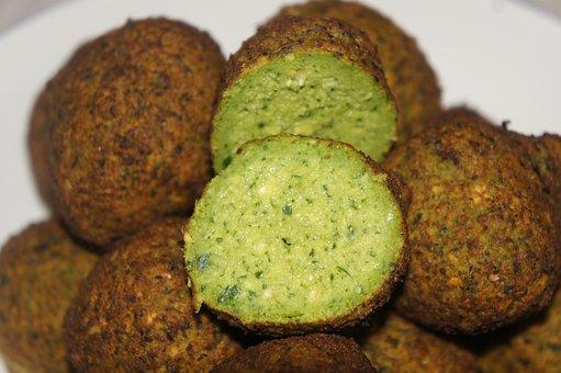 Falafel, Middle Eastern Food, Chickpeas, Health, Food