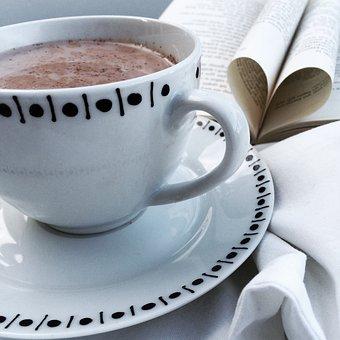 Hot Chocolate, Organic, Coffee Break, China, Read