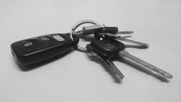 Keys, Car, Ignition Key, Key, Key Fob, Transportation
