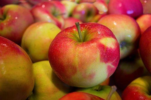 Apples, Jonagold, Health, Improvement, Fruits