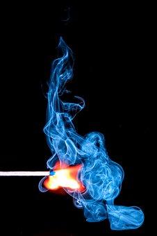 Match, Sticks, Smoke, Ignite, Fire, Lighter, Ignition