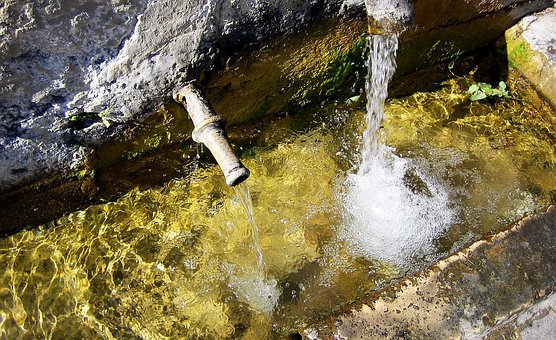 Water, Splash, Fountain, Liquid, Transparent, Splashing
