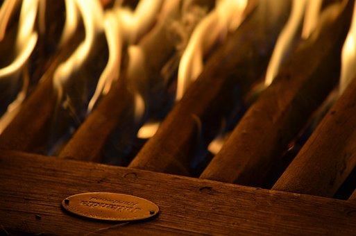 Campfire, Macro, Heat, Matches, Burns, Burn, Lighter