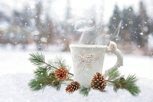 Coffee, Mug, Winter, Drink, Coffee Mug, Beverage