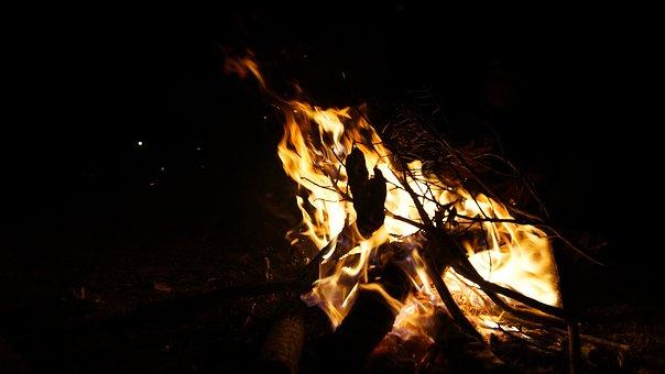 Ecuador, Fire, Nature, Hot, Andes, Travel, Black, Smoke