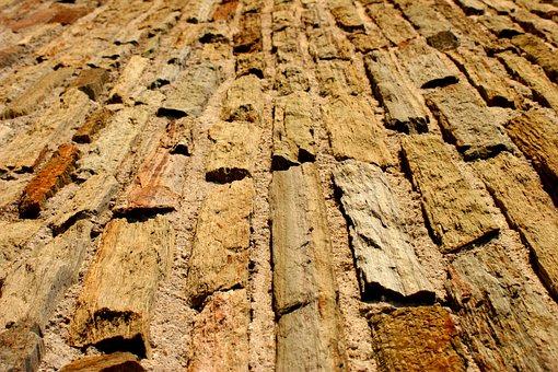 Brick Wall, Stone Wall, Background, Texture, Bricks