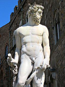 David, Statue, Sculpture, Florence, Italy, Michelangelo