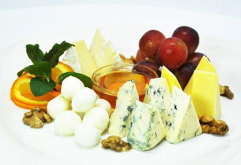 Cheese, Mozzarella, Nutrition, Dish, Delicious, Kitchen