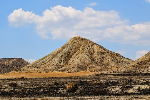 Hill, Formation, Geological, Landscape, Nature, Scenery