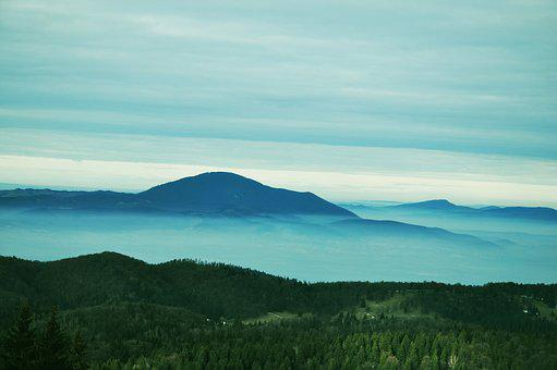 Mountains, Mountain, Summer, Mountains In Summer