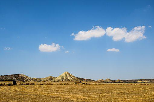 Hills, Formation, Geological, Landscape, Nature
