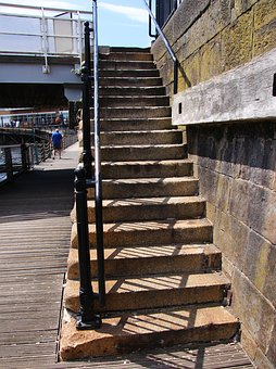 Steps, Stairs, Stairway, Staircase, Architecture