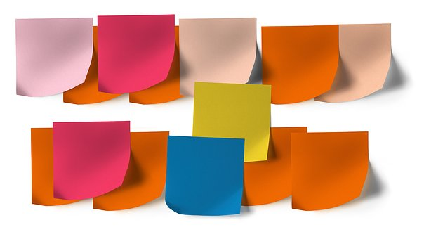 Post It, Memo Pad, Sticky Note, Note, List