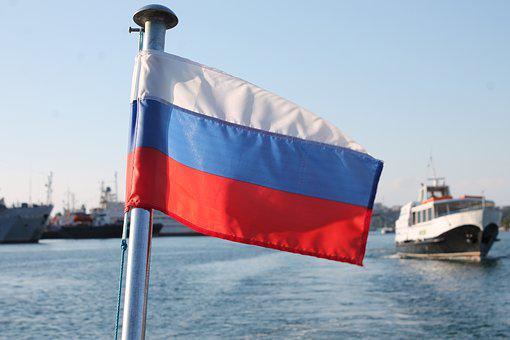 Flag Of Russia, Russia On The Sea, The Russian Navy
