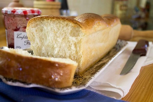 Brioche, Vegan, Without Milk, Without Eggs