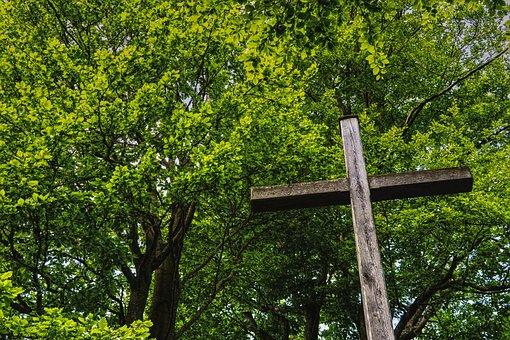 Cross, Summit Cross, Summit, Mountain, Wooden Cross
