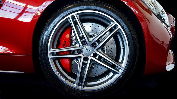 Alloy Wheel, Car, Alloy, Wheel, Auto, Transportation
