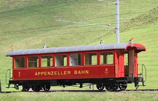 Appenzeller, Pave, Appenzell Railways, Switzerland