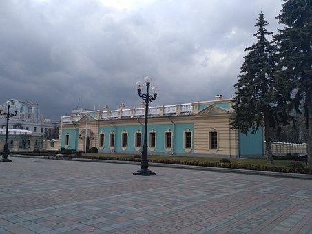 City, Architecture, Area, Day, Kyiv