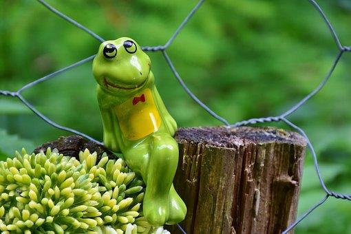 Frog, Pose, Heart, Funny, Animal, Fun, Figure, Cute