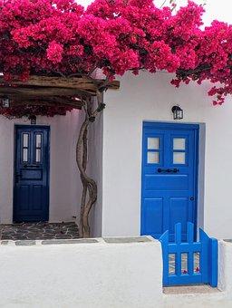 Greece, Folegandros, Mediterranean, Cyclades, Island