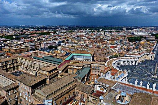 Rim, The Sistine Chapel, Monument, Mesto