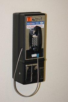 Payphone, Telephone, Public, Phone, Communication