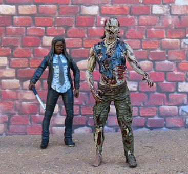 The Walking Dead, Zombie, Michonne, Tv, Television
