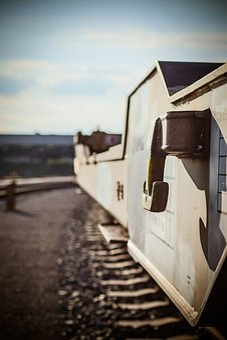 Rails, Train, Track, Rail Traffic, Railway Tracks