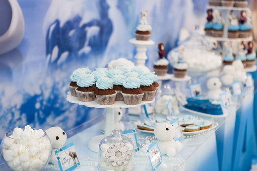 Candy, Candy Bar, Holiday, Sweets, Cake, Birthday Party