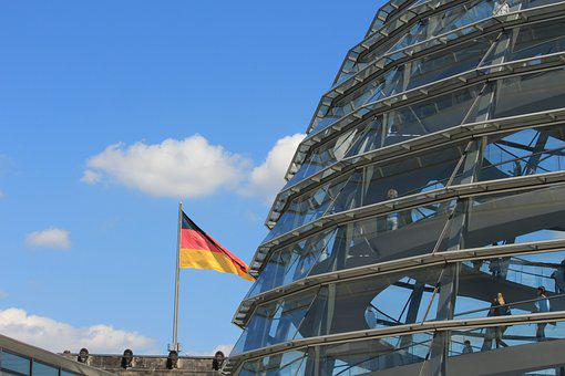 Bundestag, Germany, Government Buildings, Capital