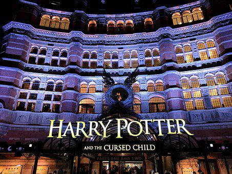 Harry, Potter, Cursed, Child, Palace, Theatre, London