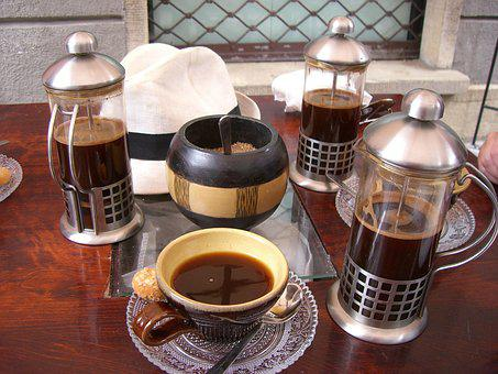 Coffee, Cafe, Coffee Cup, Cup, Drink, Coffee Beans
