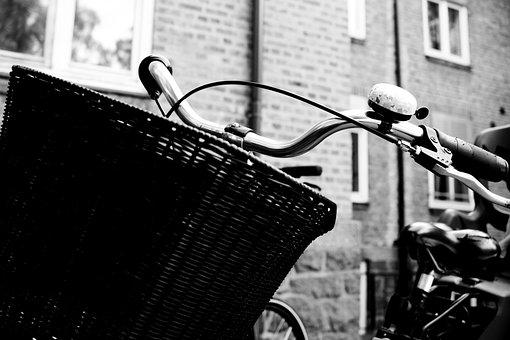 Cycle Basket, Staring Wheel, Cycle, Bicycle, Bike