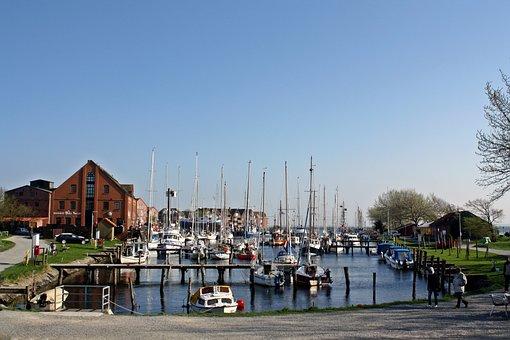 Port Motifs, Fehmarn, Baltic Sea, Marina, Sailing Boats