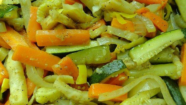 Vegetables, Carrot, Health, Eating, Dinner, Luncheon