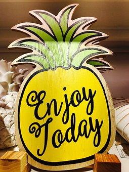 Benefit From, Pineapple, Vitaminhaltig, Tasty