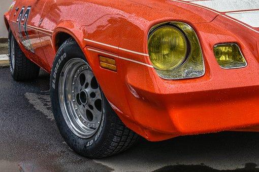 Camaro, Retro, Muscle, Vintage, Automobile, Car