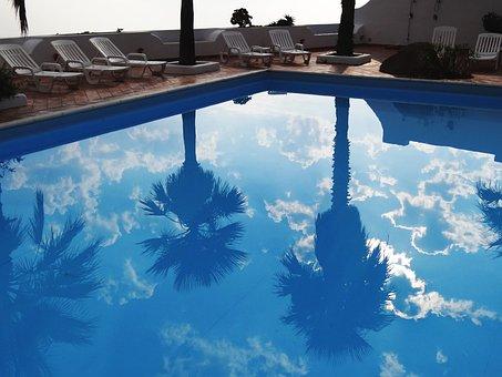 Pool, Swimming, Holiday, Swim, Swimming Pool, Summer