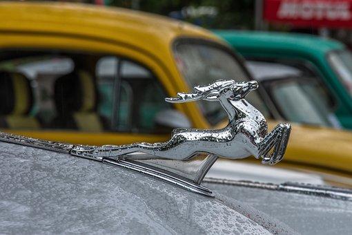 Volga, Retro Car, Retro, Car, Vintage, Classic