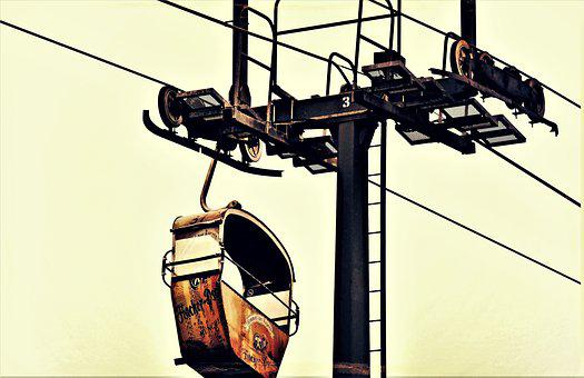 Cable Car, Cable Car Support, Role, Eckbauer