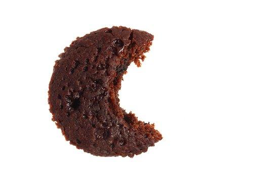 Cake, Brown, Macro, Food, Nutrition, Photography