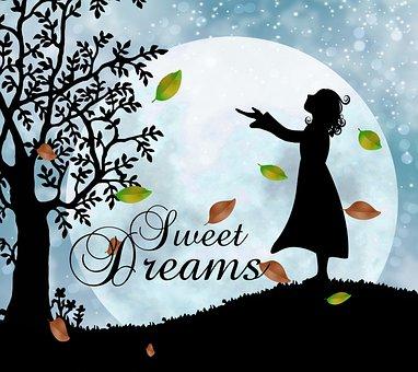 Desire, Dream, Good Night, Sweet Dreams, Fantasy