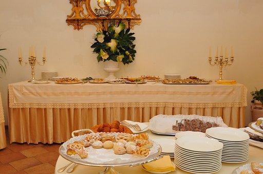 Buffet, Dessert, Food, Sweet, Dish, Table