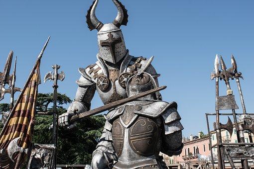 Italy, Verona, Decoration, History, Memorial, Monument
