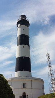 Lighthouse, Chassiron, Island Of Oleron