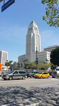City Hall, Los Angeles, Mayor, Official, Government
