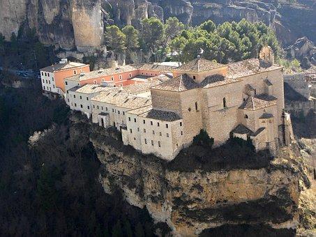 Basin, Parador, Convent, Panoramic View